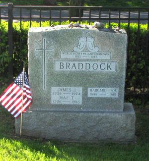 James Joseph Braddock (1905-1974) | WikiTree FREE Family Tree