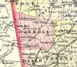 Carroll County, Georgia