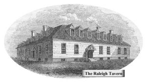 The Raliegh Tavern