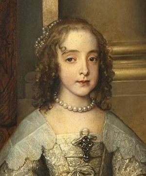 Mary, Princess Royal, by Antoon van Dijck.
