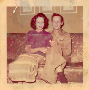 Roy and Betty Albea