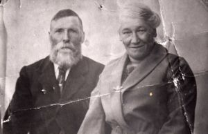 George Henry Pollard and Edith Annie (nee Feary)