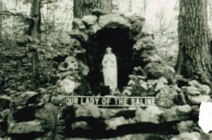 Our Lady of the Saline grotto