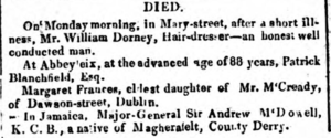 Tipperary Free Press, 11 February 1835, Page 3
