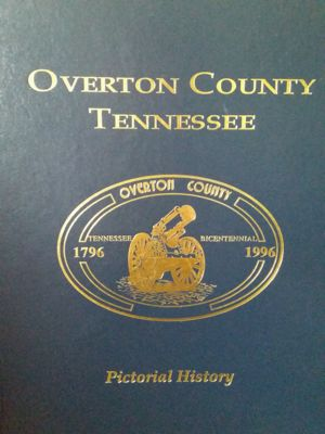 Book of Overton County TN