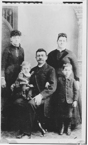 C.C. Stoner family