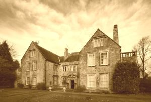 West Auckland Manor House - built 16th cent