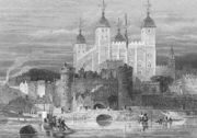 Tower of London, c.1670