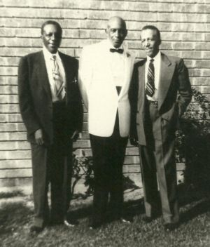 Smith Brothers: Jesse, Vincent, Donald