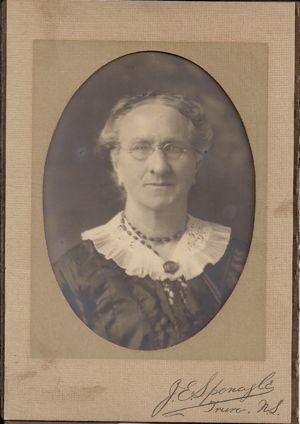 Eleanor (Brown) MacKay