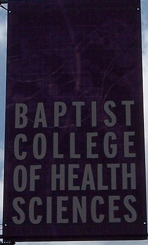 Baptist College of Health Sciences Image 4