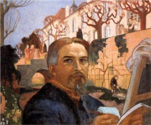 Self-Portrait Maurice Denis