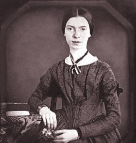 a biography of emily elizabeth dickinson the development of her writings The 10 best emily dickinson poems by nuala o'connor in life and in art emily dickinson was idiosyncratic - she did not choose the prescribed life of a well to-do woman of her era (marriage etc) rather she become an outsider.