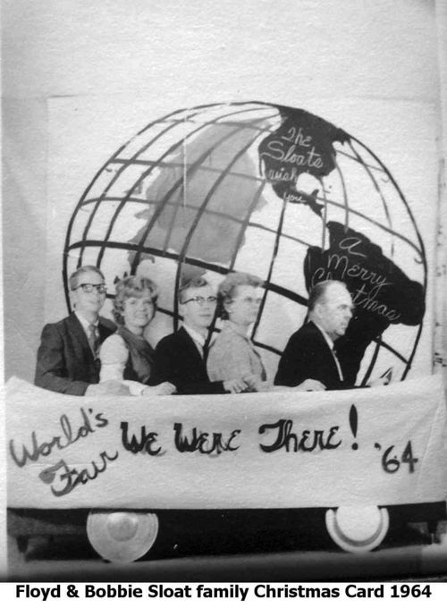 Vacation Trip to the 1964 World's Fair