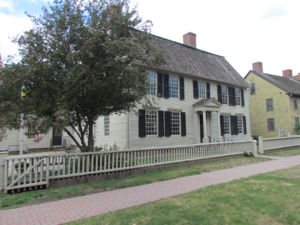 Webb House, Wethersfield, Connecticut