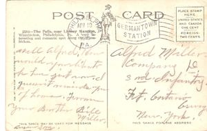Postcard to Fort Ontario