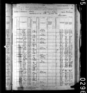 1880 United States Census