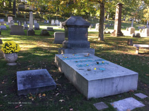 Resting Place of Frederick Douglass