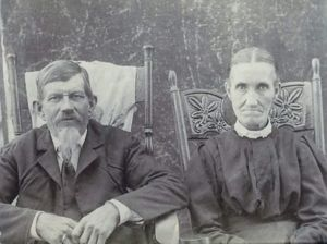 George Washington Sharpe and Agnes Rosanna Wooten Sharpe