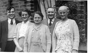 Janet, Jim, Ada, Mildred, and Victor
