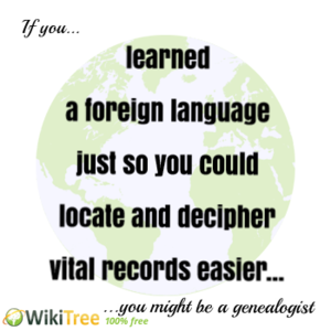 You Might Be a Genealogist E-Cards Image 2