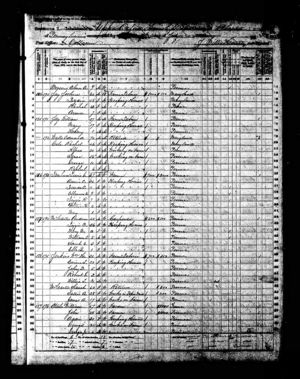 1870 US Census: Upper Oxford, PA