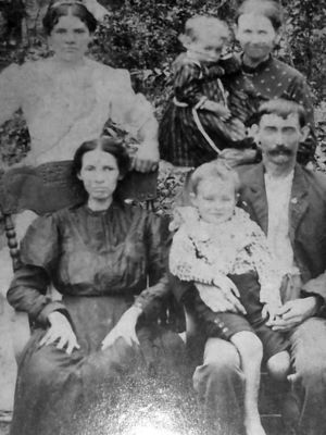 James William Lay Family