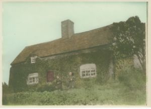 Old Yates House in England (according to family legend)
