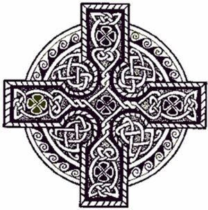 St Patrick's Celtic Cross