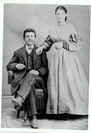 C. C. and Rachel Stoner