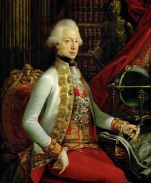 Ferdinando Giuseppe Giovanni Battista Habsburg Lothringen D