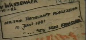 Siebren Erik Hazelhoff Roelfzema (1917-2007)   WikiTree FREE