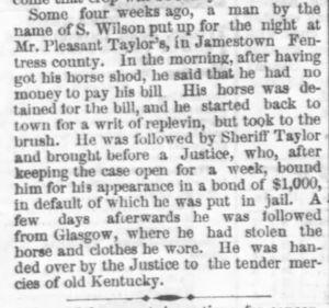 Pleasant Taylor 1810 1889 Wikitree Free Family Tree