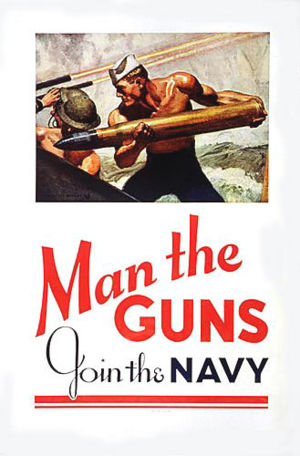 Man the Guns