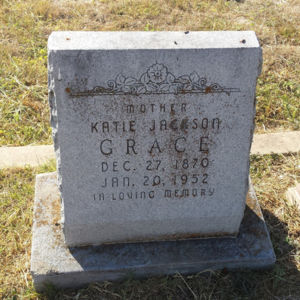 Aunt Kate's Headstone