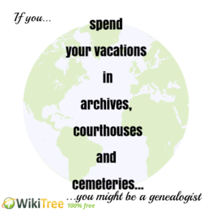 You Might Be a Genealogist E-Cards Image 5