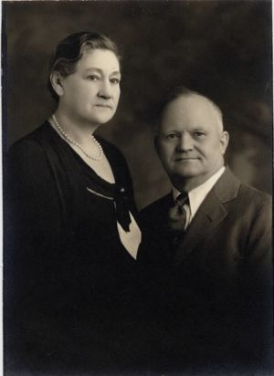 George B. and Lillie M. Darnold