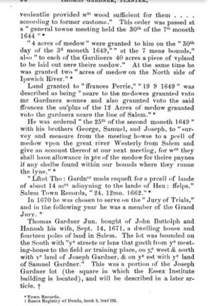 Thomas Gardner, Planter; page 22