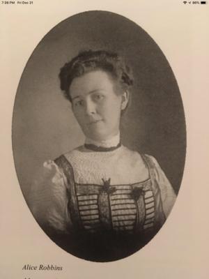 Alice (Robbins) Crane (1868-1914) | WikiTree FREE Family Tree