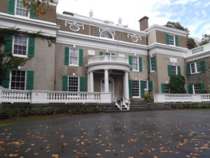 Franklin Roosevelt - Family Home