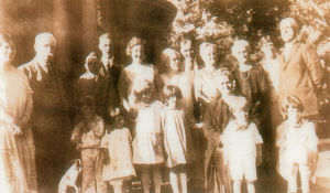 Jeffrey Family in the 1920s