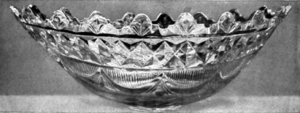 18th century waterford crystal