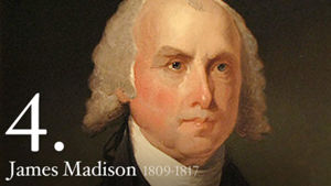 James Madison 4th President