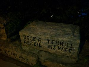 Roger and Abigail Terrill