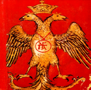 Imperial Arms of the Byzantine Empire