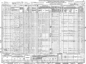 1940 United States Federal Census