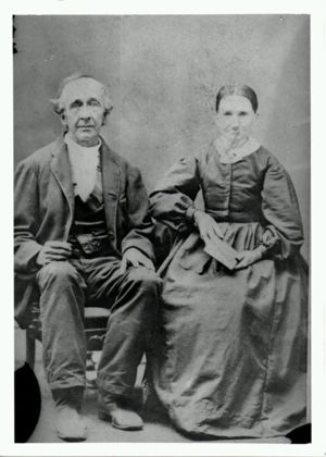 Jacob and Polly Stoner