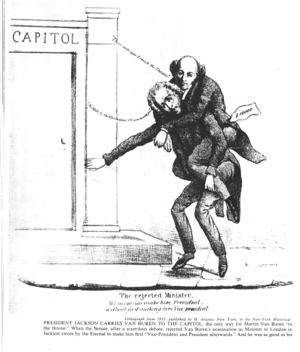 1832 Political (Whig) cartoon