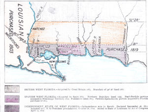 Us Southern Colonies Spanish La Florida West Image 2