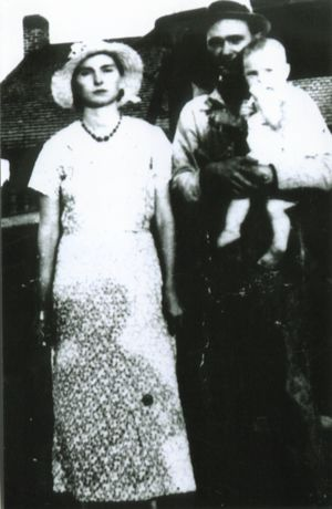 Byrd Augustus ,Lena Idell and Robert Lee Driggers